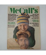 Mccall's Revista Agosto 1973 Tatum & Ryan o' Neal , Julia Child , Diets Vtg - $35.30
