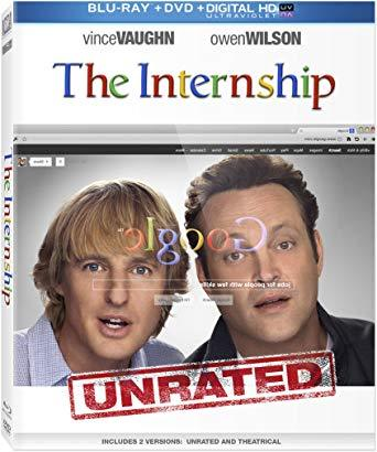 The Internship [Blu-ray + DVD]