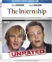 The Internship [Blu-ray + DVD]