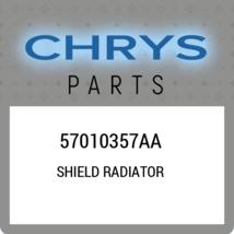 57010357AA Chrysler Shield radiator 57010357AA, New Genuine OEM Part - $37.76