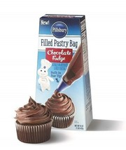 Pillsbury Filled Pastry Bag Chocolate Fudge - $13.71