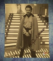 Billy Dee Williams Hand Signed Autograph 8x10 Photo COA Star Wars Lando - $175.00