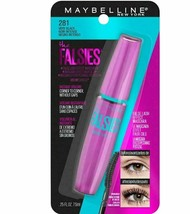 Maybelline Volum' Express The Falsies Mascara Color 281 Very Black - $5.99