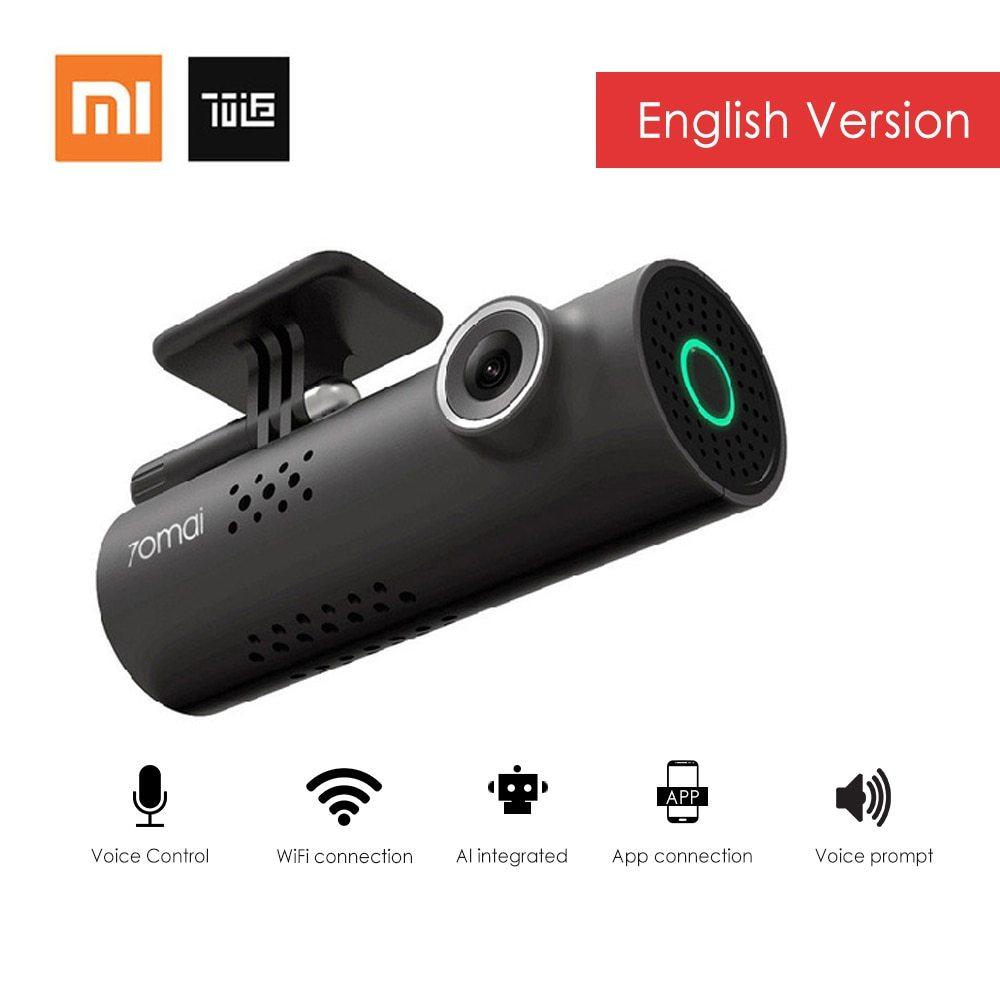 xiaomi 70mai Smart Dash Cam WiFi Car DVR and 50 similar items