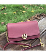 Tory Burch Chelsea Leather Clutch - $318.00