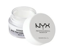 NYX Professional Makeup Eyeshadow Base White 0.25 Ounce - $7.00