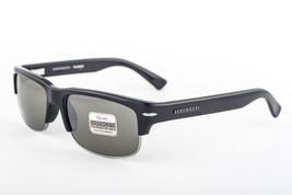Serengeti Vasio Shiny Black / Polarized 555nm Sunglasses 7373 - $293.51