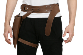 Jyn Erso Belt With Gun Holster Costume Accessories Rogue One: A Star War... - $46.10 CAD