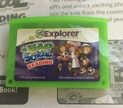 LeapFrog LeapPad Leapster Explorer Leap School Reading Game Cartridge - $11.27