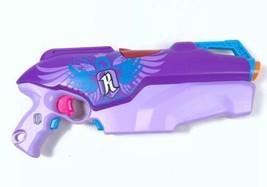 Nerf Rebelle Secrets & Spies Girl Rapid Red Motorized Dart Gun - $26.45