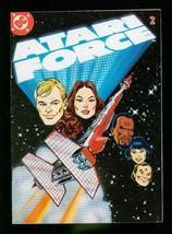 Atari Force #2 1982- Dc Digest Size COMIC- High Grade VF/NM - $31.53