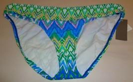 Kenneth Cole Size XL New Womens Lycra Banded Roll Over Bikini Bottom Swi... - $54.45