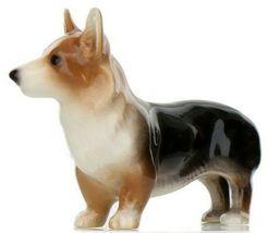Hagen Renaker Dog Welsh Corgi Ceramic Figurine image 4