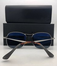 Polarized PERSOL Sunglasses 2449-S 518/M3 56-17 145 Silver Frame w/Grey ... - $399.98