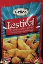 Grace Festival Unique Jamaican Dough Mix 6 x 270g pouches  - $59.99