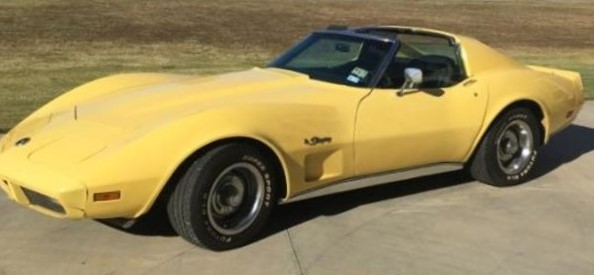 1974 Chevrolet Corvette For Sale In Broken Arrow, OK 74014