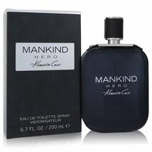 Kenneth Cole Mankind Hero Eau De Toilette Spray 6.7 Oz For Men  - $68.50