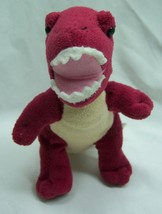 "Unipak LITTLE RED T-REX DINOSAUR 5"" Plush STUFFED ANIMAL Toy - $14.85"