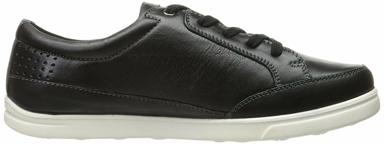 New Mens Nunn Bush Black Leather Bernie Oxford Shoes Retail $85 - $50.00