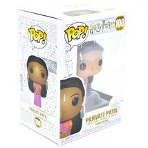 Funko Pop! Harry Potter Parvati Patil Yule Ball #100 Vinyl Action Figure image 5