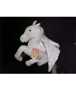 """17"""" Pegasus Puppet Stuffed Plush Toy With Tags Folktails Folkmanis Nice ... - $163.61"""
