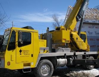 2007 Grove Tms500e For Sale In Rutland, Vermont 05701