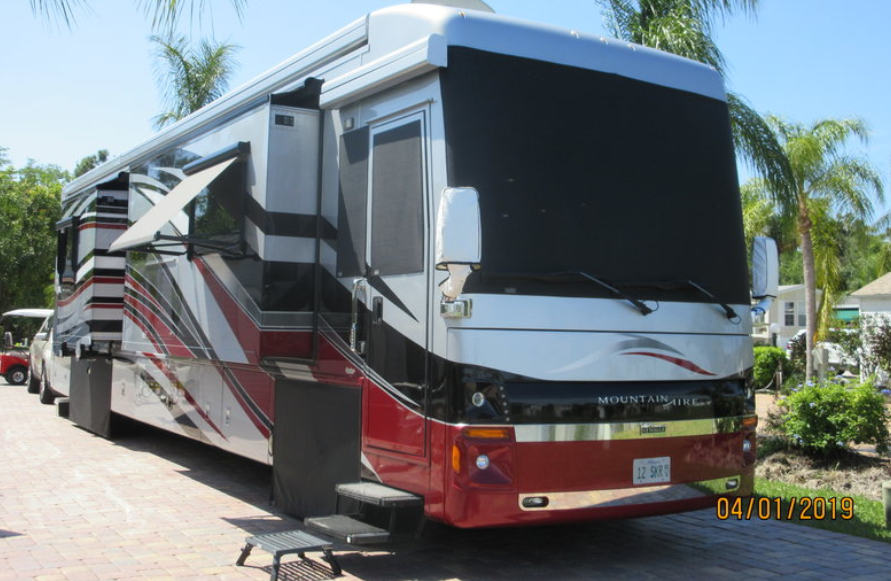 2012 Newmar Mountain Aire 4336 For Sale In Taylorville, IL 62568