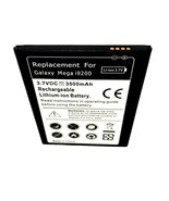 Samsung Galaxy Mega SGH-i527 AT&T Battery Backup Slim Spare Replacement ... - $12.83