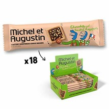 Michel et Augustin Chocolate French Cookie Squares - Chocolate Hazelnut Pure But - $42.49