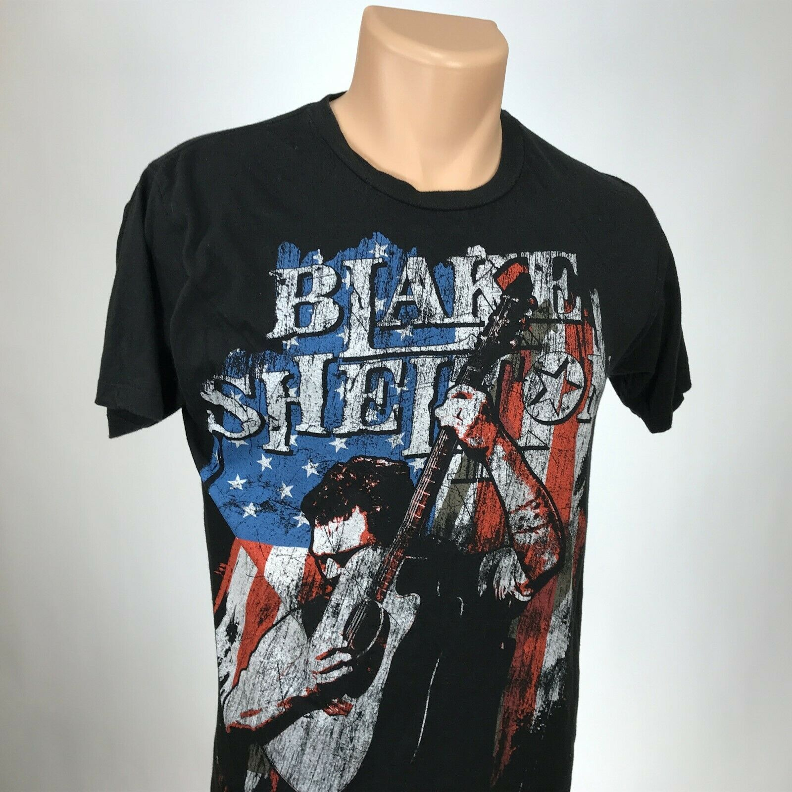 Primary image for Blake Shelton 2012 Concert T Shirt Short Sleeve