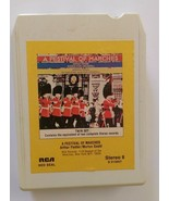 A Festival of Marches Arthur Fiedler/Morton Gould (8-Track Tape, S213957) - $5.80
