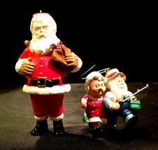 Hallmark Handcrafted Ornaments AA-191776 Collectible (2 Pieces )