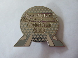Disney Trading Pins  73440 WDI - Epcot Spaceship Earth Project Team Pin - $70.13
