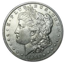 1896O MORGAN SILVER DOLLAR COIN Lot# A 1519