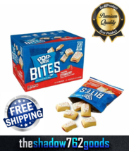 Kellogg's Pop-Tarts Frosted Strawberry Filled Pastry Bites Fully Baked 20 ct New - $16.70