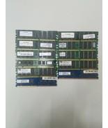 (LOT of 11) PC RAM Infineon, ValueRAM, Samsung, ProMOS, Nanya, - $23.38
