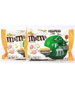 2 Bags M&M's 7.44 Oz White Chocolate Cheesecake White Chocolate Candies ... - $19.99