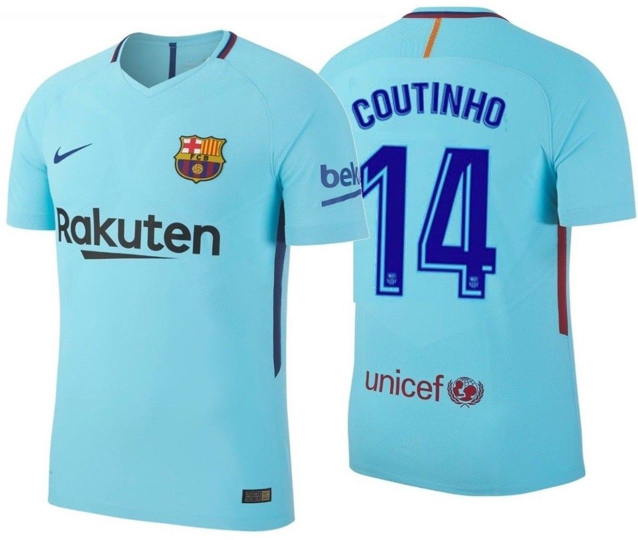 ca786731f3f Nike Philippe Coutinho Fc Barcelona and 37 similar items. 57