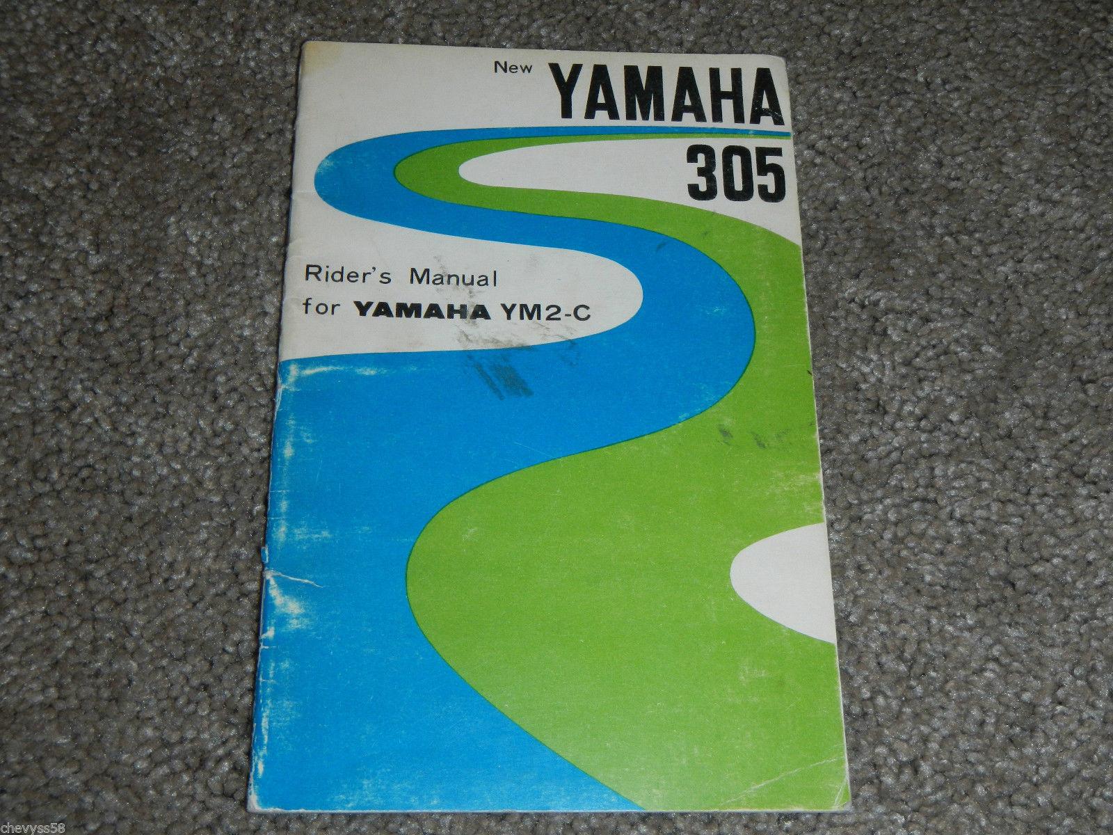 1967 67 yamaha ym2 c 305 ym2c big bear rider and 15 similar items rh bonanza com Yamaha Banshee Wiring-Diagram Yamaha Raider Wiring-Diagram