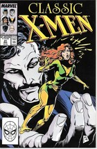Classic X-Men Comic Book #31 Marvel Comics 1989 VERY FINE/NEAR MINT NEW ... - $2.75