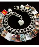 The BEATLES Charm Bracelet Beautiful Remembrance - $27.99