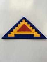 Vietnam Era U.S. 5th Army Merrow Edge Full Color Patch No Glow - $3.99