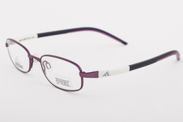 Adidas A988 40 6054 Ambition Purple Metallic Eyeglasses 988 406054 45mm - $68.11