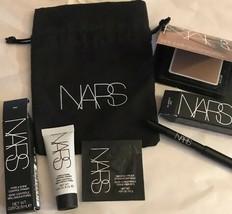 NARS Larger Than Life Eyeliner, Pore Control Primer, Laguna, In NARS Pouch - $13.88