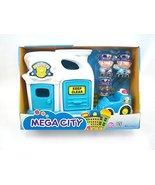 Keenway Police Station Mega City Jet Airplane Play Set - $9.99