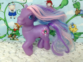 My Little Pony Purple Jewel Sparkle Purple Mix Hair By Hasbro - $5.99