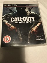 Call of Duty: Black Ops (Sony PlayStation 3, 2010) - $8.29