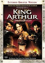 King Arthur The Director's Cut DVD