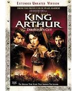 King Arthur The Director's Cut DVD - $2.00