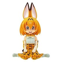 Kemono Friends Serval Posing Figure Happy Kuji A MOVIC F/S New japan - $43.95